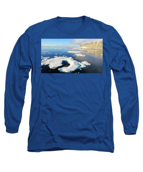Prince Leopold Island Long Sleeve T-Shirt