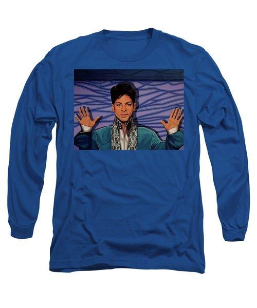 Prince 2 Long Sleeve T-Shirt by Paul Meijering