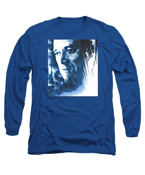 Long Sleeve T-Shirt featuring the photograph Profile Of An Eccentric Doctor by Mario Carini