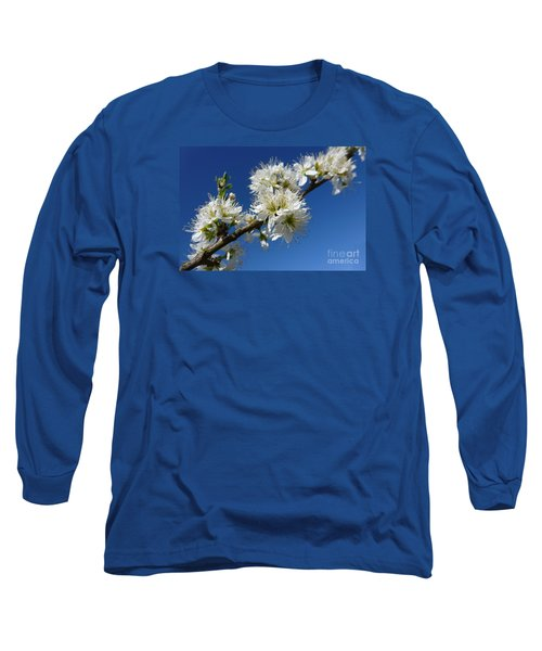 Promise Of Spring Long Sleeve T-Shirt by Jean Bernard Roussilhe