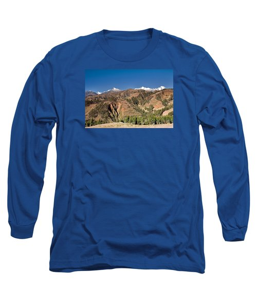 Puca Ventana Long Sleeve T-Shirt by Aivar Mikko