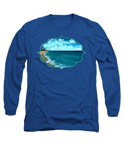 Punta Cana Beach Long Sleeve T-Shirt