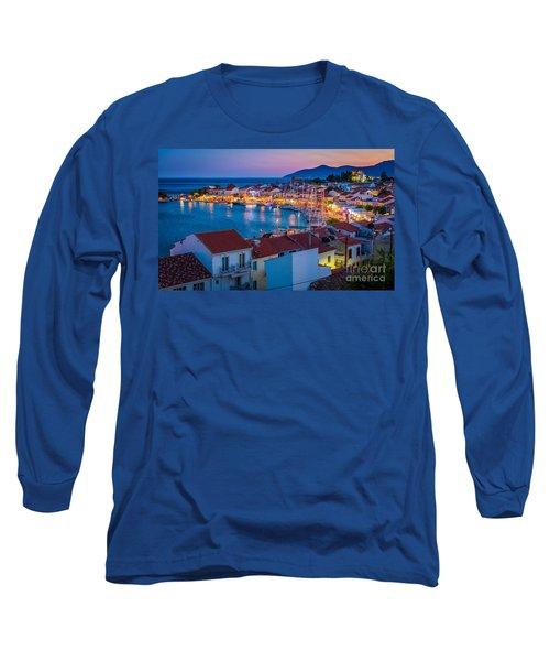 Pythagoreio Evening Long Sleeve T-Shirt