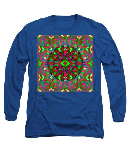 Quantum Portal C Open Long Sleeve T-Shirt