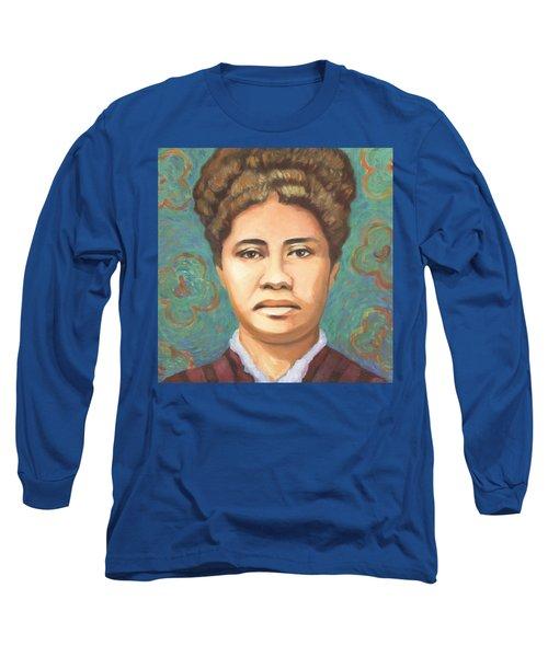Queen Liliuokalani Long Sleeve T-Shirt