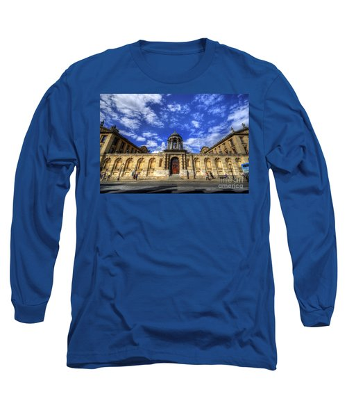 Queens College - Oxford Long Sleeve T-Shirt