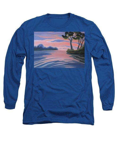 Quiet Evening Long Sleeve T-Shirt