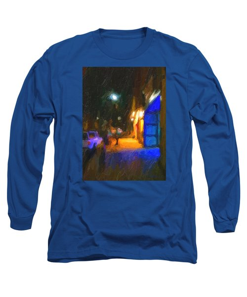 Racine Long Sleeve T-Shirt