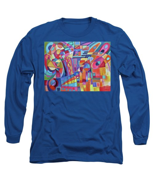 Rainmakers' Dance Long Sleeve T-Shirt