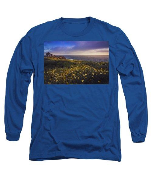 Rancho Palos Verdes Super Bloom Long Sleeve T-Shirt