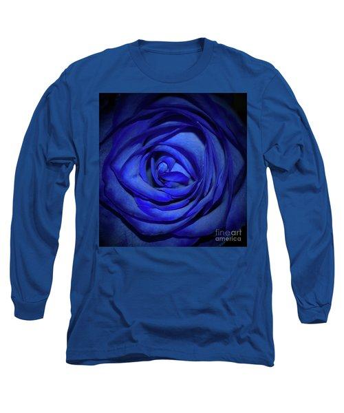 Rara Complessita Long Sleeve T-Shirt by Diana Mary Sharpton