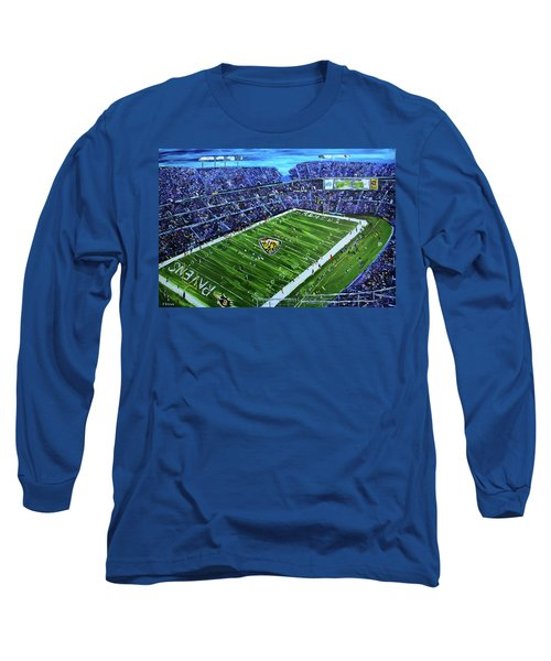 Ravens Stadium Long Sleeve T-Shirt