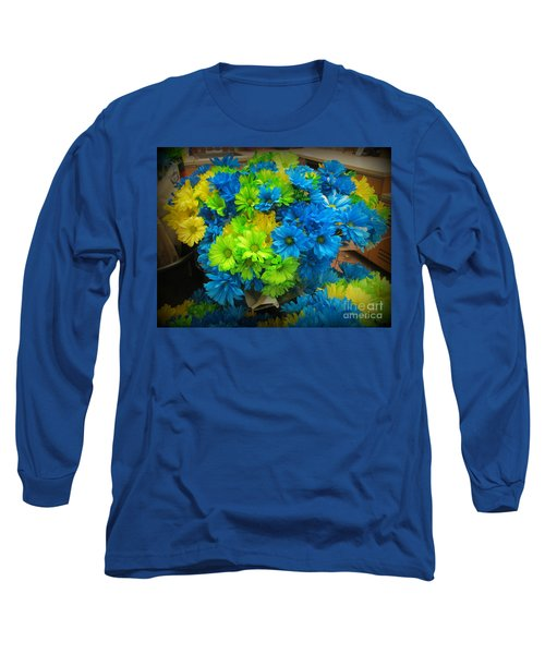 Real Color Or Hmmmmm Long Sleeve T-Shirt