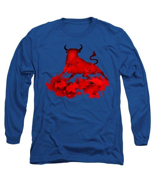 Red Bull.1 Long Sleeve T-Shirt