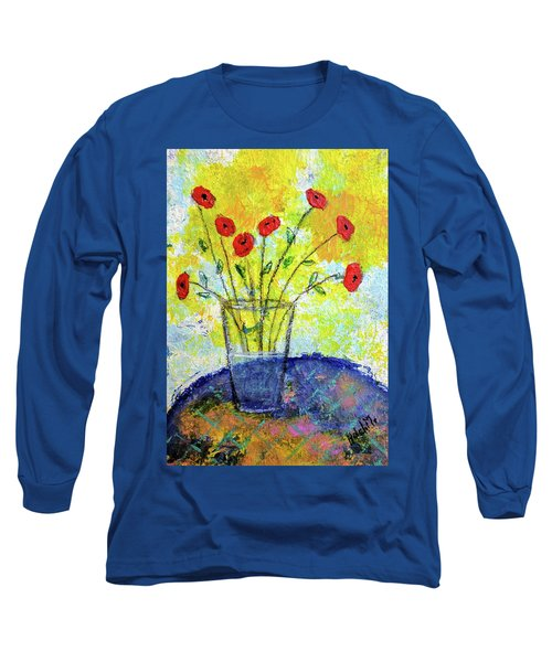 Red Roses For You Long Sleeve T-Shirt