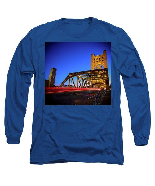 Red Runner- Long Sleeve T-Shirt