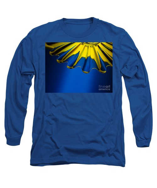 Long Sleeve T-Shirt featuring the photograph Reflected Light by Trena Mara
