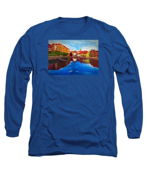 Czech Reflections Long Sleeve T-Shirt