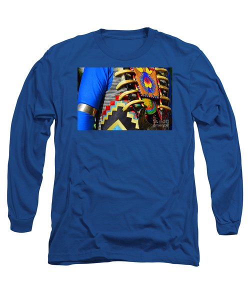 Long Sleeve T-Shirt featuring the photograph Regalia 1 by Lew Davis