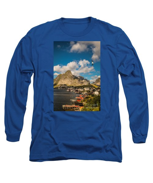 Reine In The Sun Long Sleeve T-Shirt