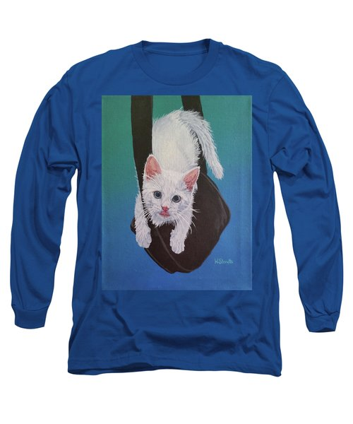 Rembrandt Justa Swingin Long Sleeve T-Shirt by Wendy Shoults