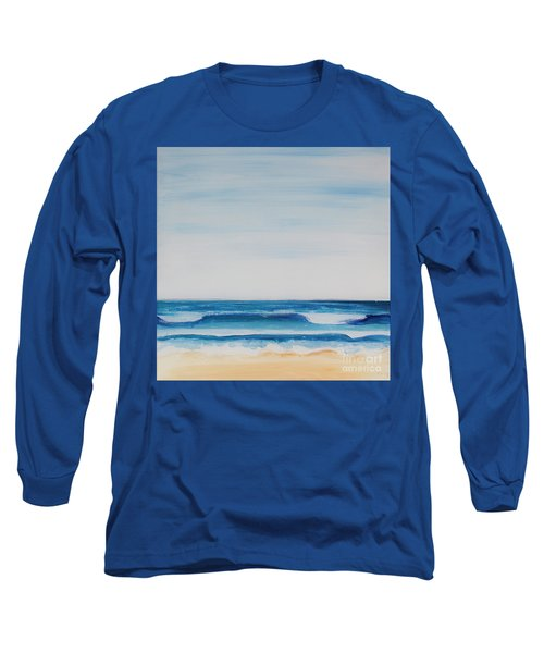 Reoccurring Theme Long Sleeve T-Shirt