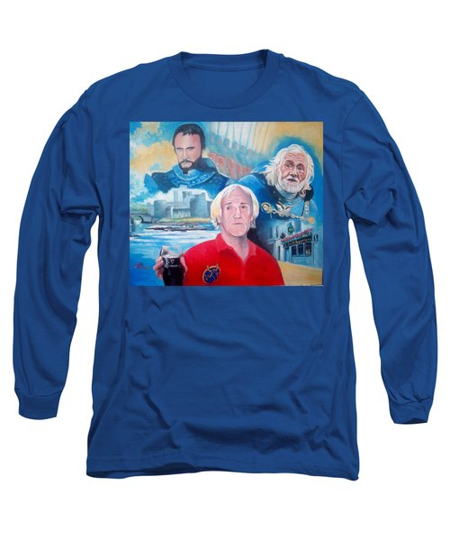 Richard Harris Long Sleeve T-Shirt