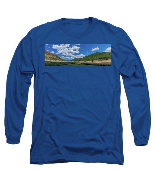 Rio Grande Headwaters #3 Long Sleeve T-Shirt