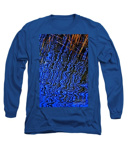 Ripples In The Water Long Sleeve T-Shirt