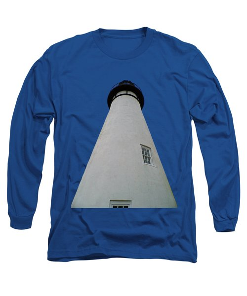 Rising Up Transparent For Customization Long Sleeve T-Shirt by D Hackett