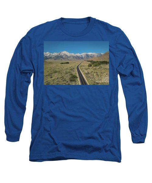 Road To Sierra  Long Sleeve T-Shirt