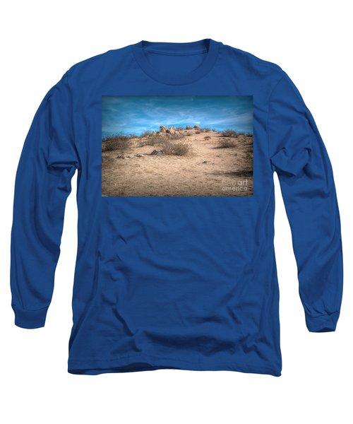 Rocks On The Hill Long Sleeve T-Shirt