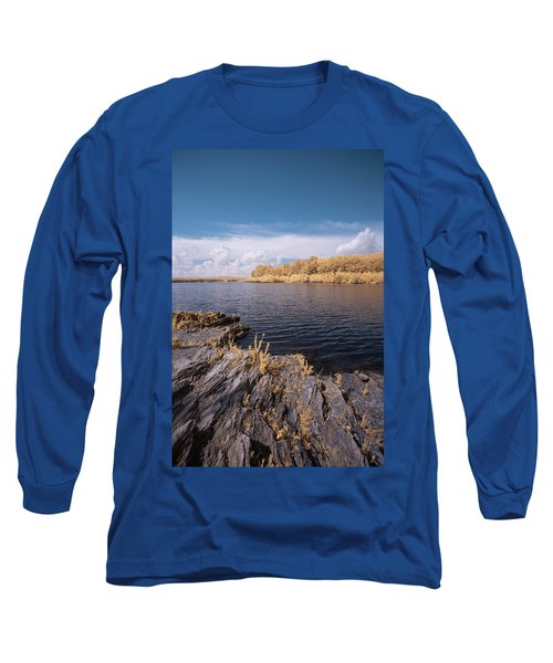 Long Sleeve T-Shirt featuring the photograph Rocky Ir by Brian Hale