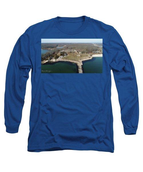 Rocky Neck Paviliion Long Sleeve T-Shirt