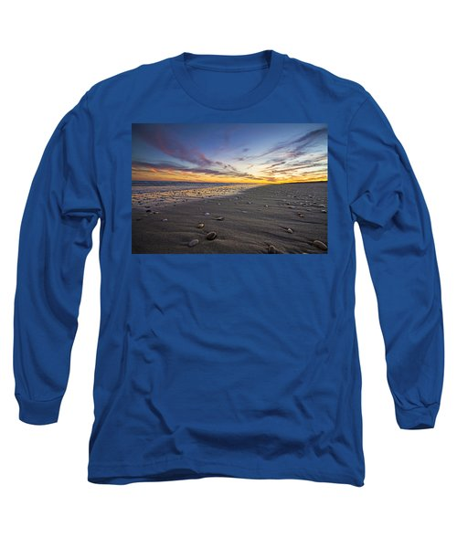 Rocky Roger's Beach Sunset Long Sleeve T-Shirt