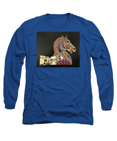 Roman Horse Long Sleeve T-Shirt
