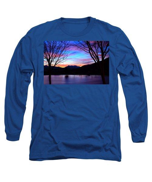 Rose Canyon Long Sleeve T-Shirt by Paul Marto