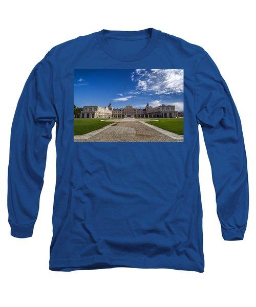 Royal Palace Of Aranjuez Long Sleeve T-Shirt