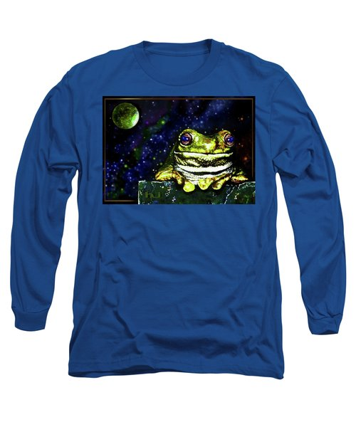 Ruler Of The Cosmos  Long Sleeve T-Shirt