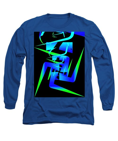 Running Man Long Sleeve T-Shirt