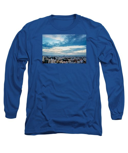 Sai Gon Afternoon Long Sleeve T-Shirt