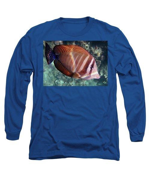 Sailfin Tang Makadi Bay Long Sleeve T-Shirt