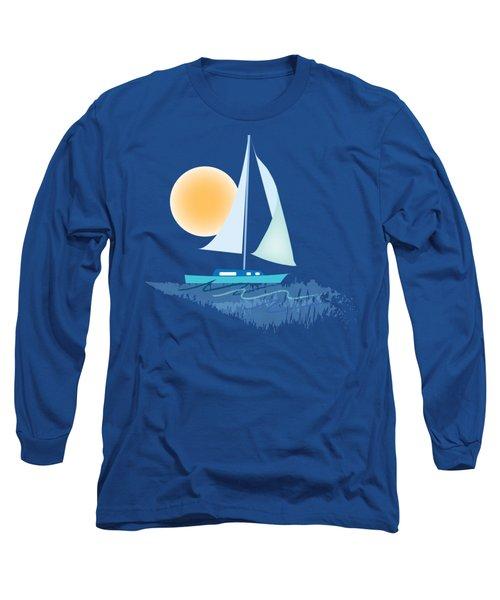 Sailing Day Long Sleeve T-Shirt
