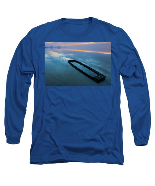 Sailing In The Sky Long Sleeve T-Shirt