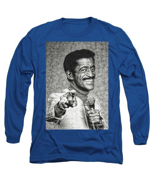 Sammy Davis Jr - Entertainer Long Sleeve T-Shirt