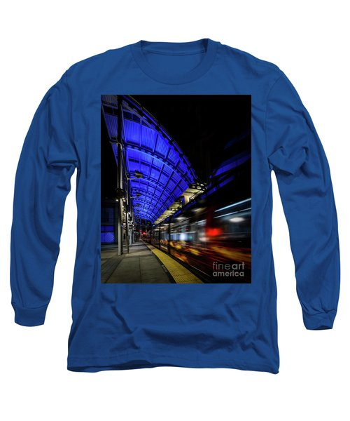 San Diego Trolley Long Sleeve T-Shirt