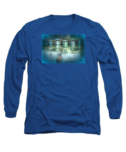 San Francisco Pier Long Sleeve T-Shirt