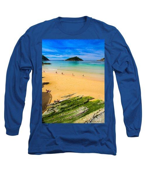 San Sebastian Summer Long Sleeve T-Shirt