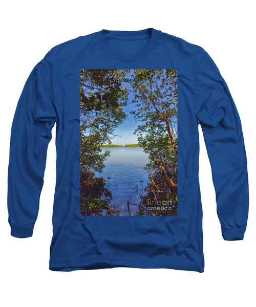 Sanibel Bay View Long Sleeve T-Shirt