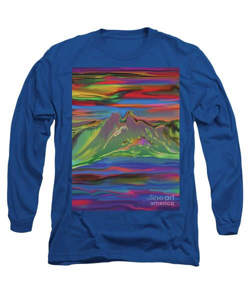 Santa Fe Sunset Long Sleeve T-Shirt